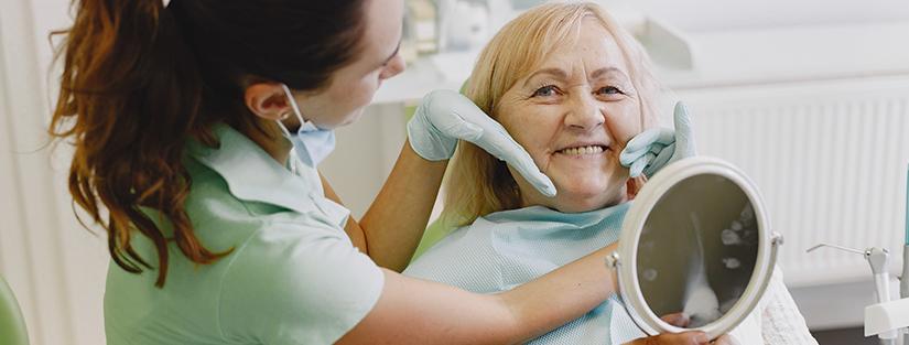 Oral health for older people